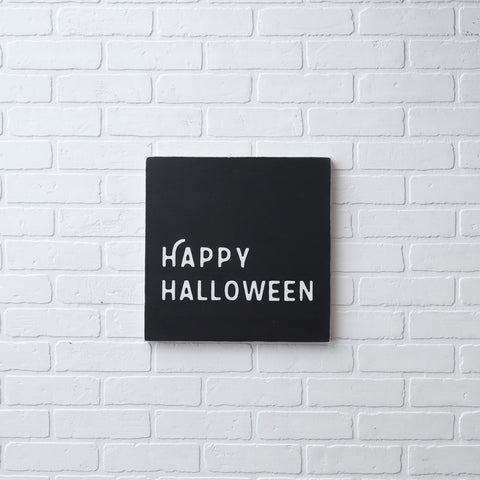 SIMPLE HAPPY HALLOWEEN
