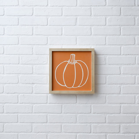 PUMPKIN OUTLINE