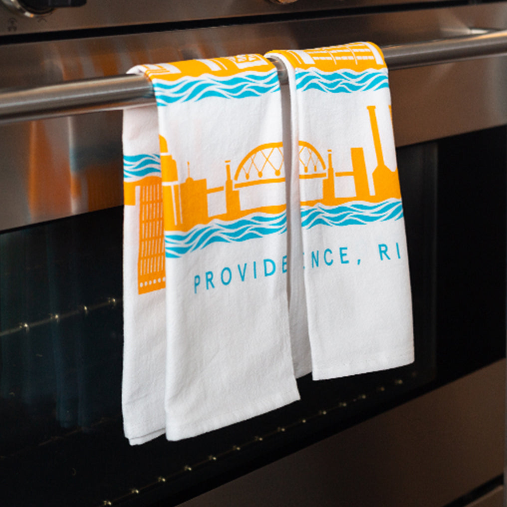 Discover Providence Tea Towel Set