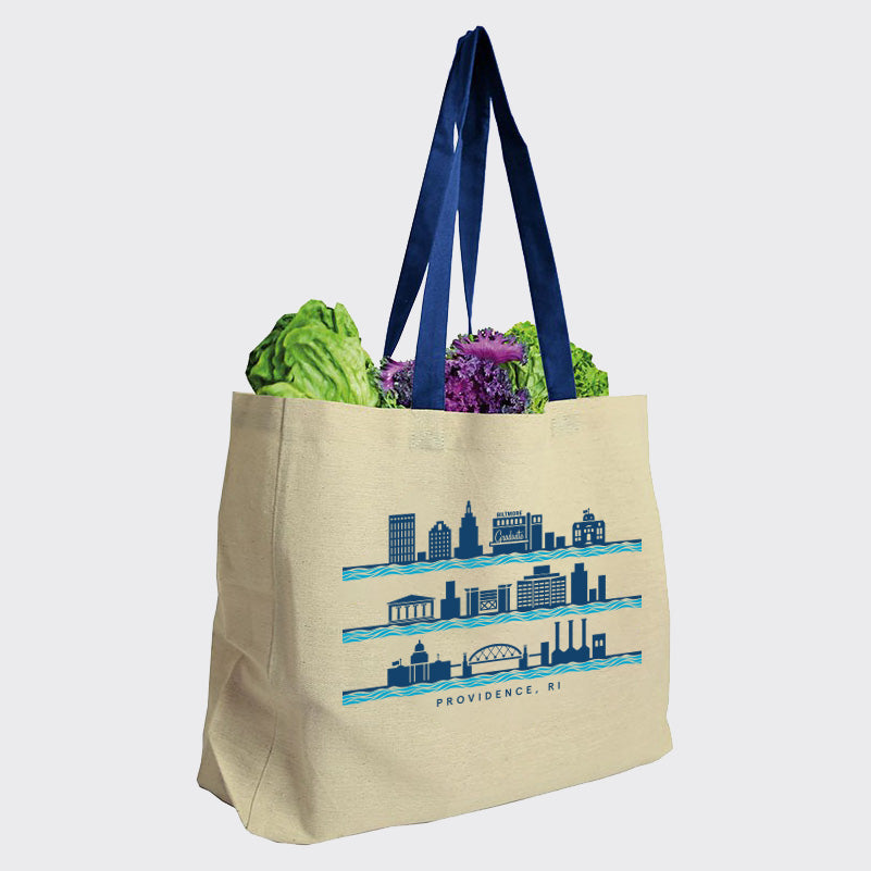 Discover Providence Tote Bag