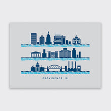 Providence River Boat Company – Discover Providence Greeting Cards (5-Pack)