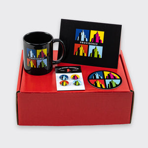 Rhody Gift Box – Superman Building