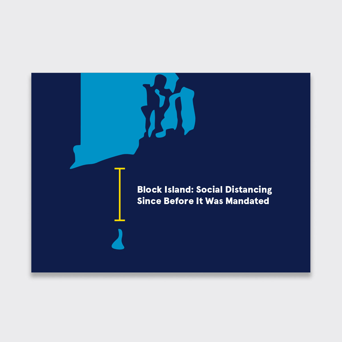 Block Island Social Distancing Card Pack