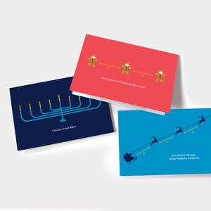 Pandemic Holiday Card Pack