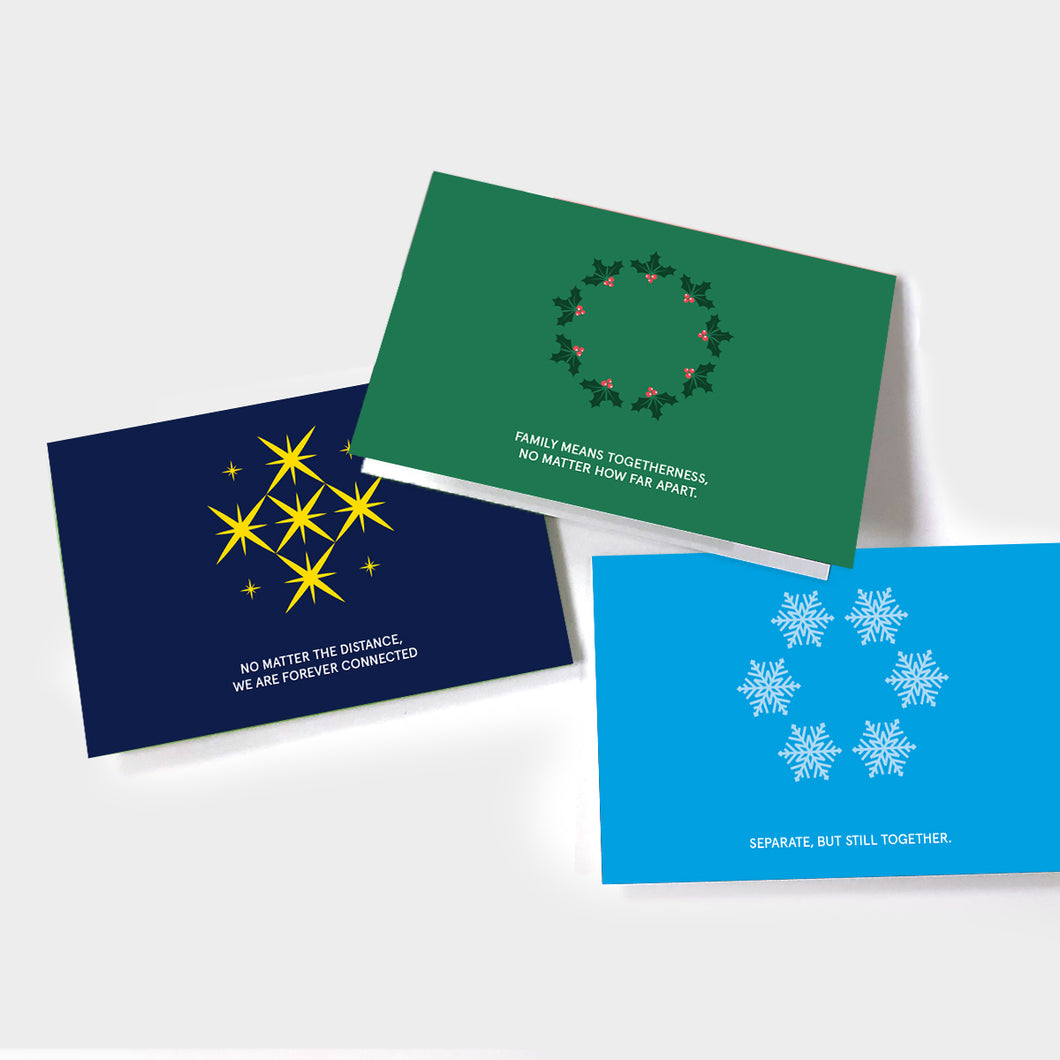 Togetherness Holiday Card Pack
