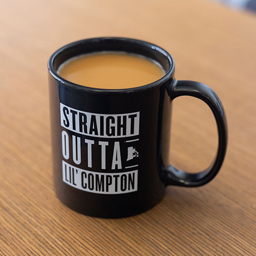 Straight Outta Lil' Compton Coffee Mug