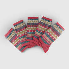 Ugly Sweater Holiday Socks