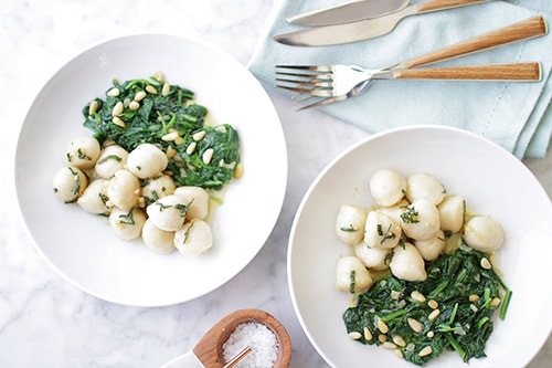 Brown Butter Sage Gnocchi