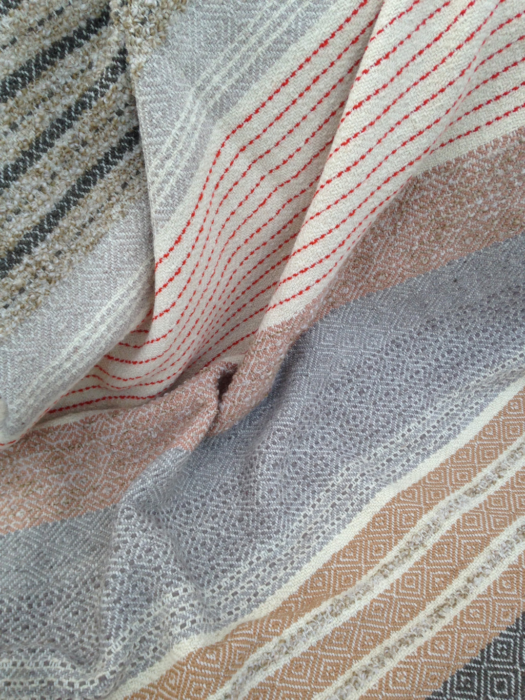 Autumn Warmth - Wool Blanket