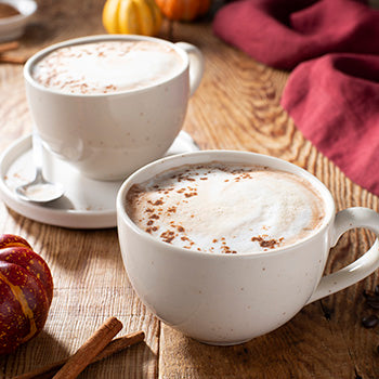Mocha Pumpkin Spiced Latte
