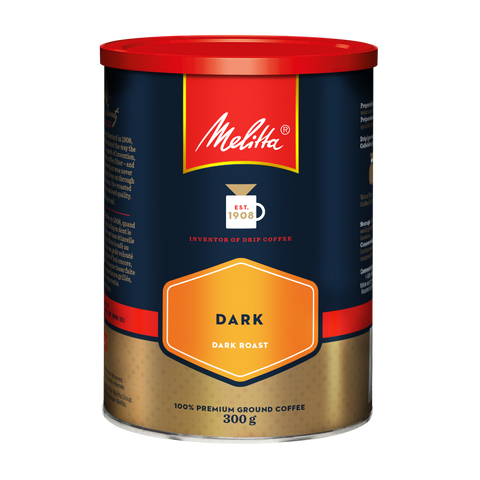 Dark Roast-Roast & Ground