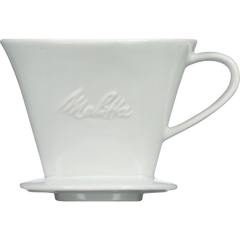 1-Cup Porcelain Pour-Over™ Coffeemaker
