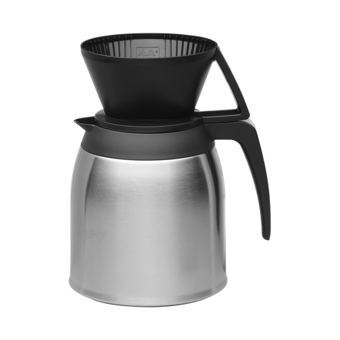 Thermal Pour-over and Stainless Carafe Set- Unpacked
