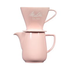 Heritage Pour-Over with Packaging- Pastel Pink