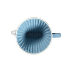 Heritage Pour-Over with Packaging- Pastel Blue
