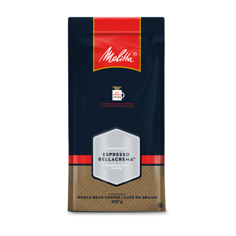 Italian Espresso BellaCrema - Whole Bean