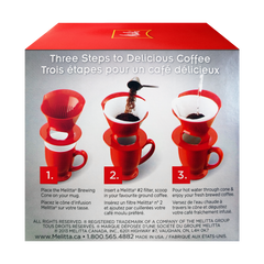 Plastic Pour-Over™ Coffeemaker, 1-Cup