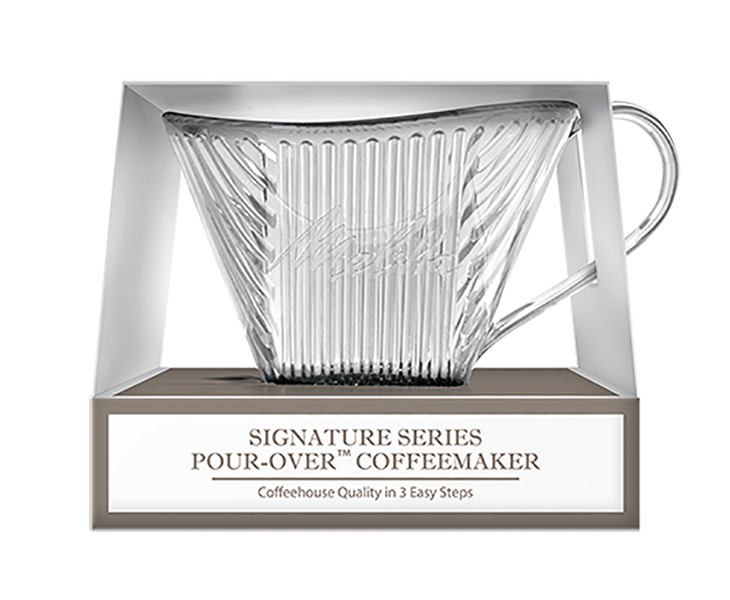 Premium Pour-Over™ Coffeemaker kit