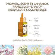 Ariul Organic Lecithin Facial Face Oil Moisturizer, Brilliant Tone Up E.G.G. Oil - Aromatic Scent by Charabot, France