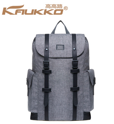 KAUKKO 30L Waterproof Premium British Gray Backpack (SB9982)