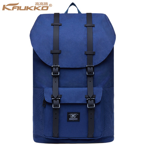 KAUKKO SB9006A , KAUKKO Oxford Premium Parliament Blue Backpack (SB9006A)