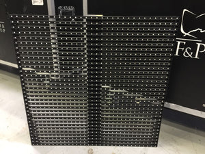 Used FP Media 20mm Transparent LED Wall Diamond Series PH20 Curtain Display for Sale on Stage Dealer