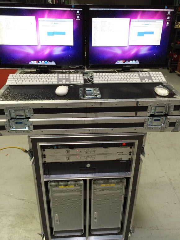 Used Dual Catalyst Media Server V4.0 Pro Touring System for Sale on Stage Dealer
