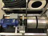Dual Fabric Snatch Winches by Skjonberg