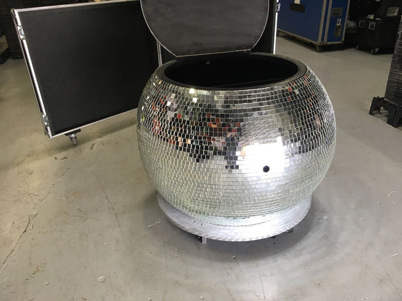 Custom Built Mirror Ball Grand Illusion (Used)