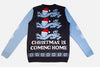 Gareth Southgate Christmas Jumper - Coming Home for Christmas