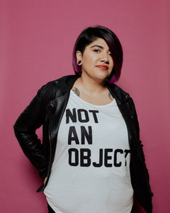 Not an Object Tee