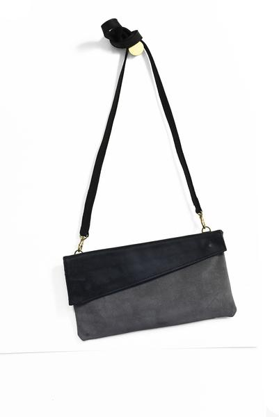 Convertible Crossbody and Clutch