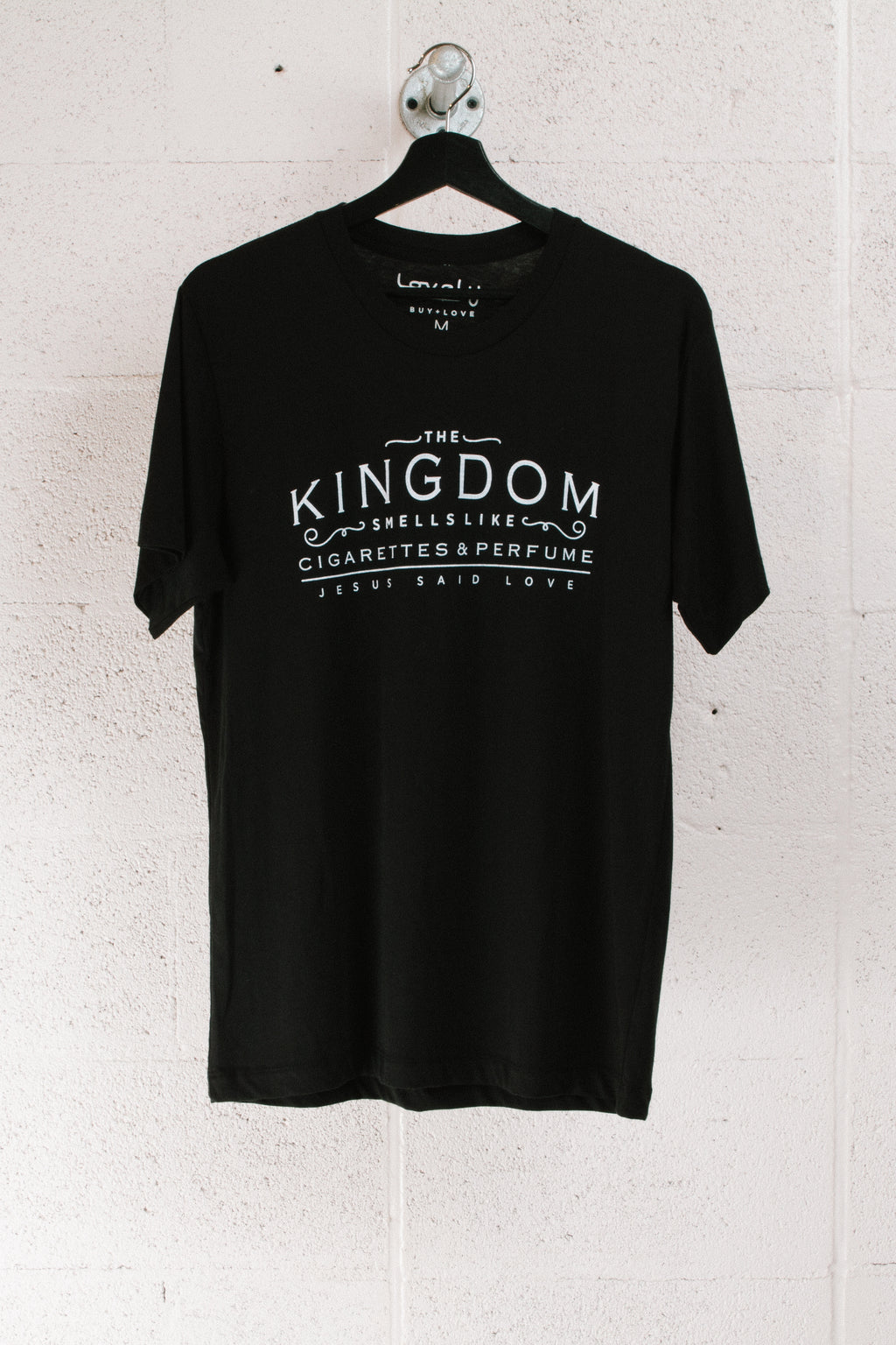 The Kingdom Smells Like Tee