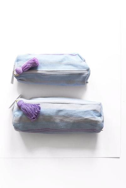 Woven Make Up Bags