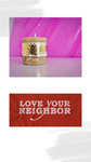 Love Your Neighbor Long Sleeve & Beeswax Candle