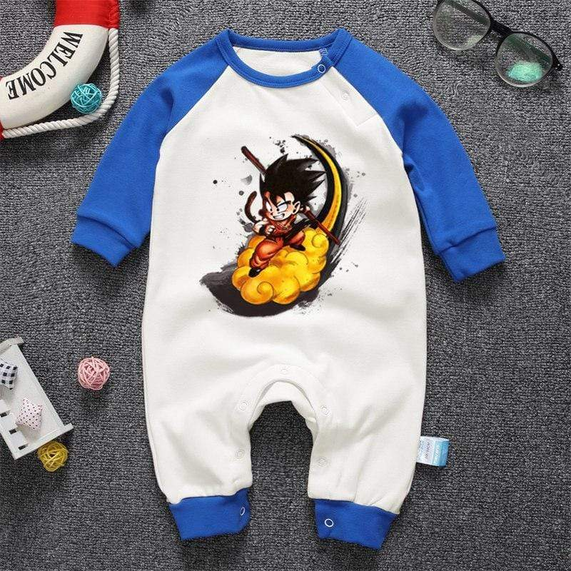 Barboteuse Dragon Ball Z - Mon Little Baby