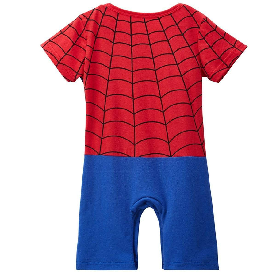 Body Spiderman Fille & Garçon - Mon Little Baby