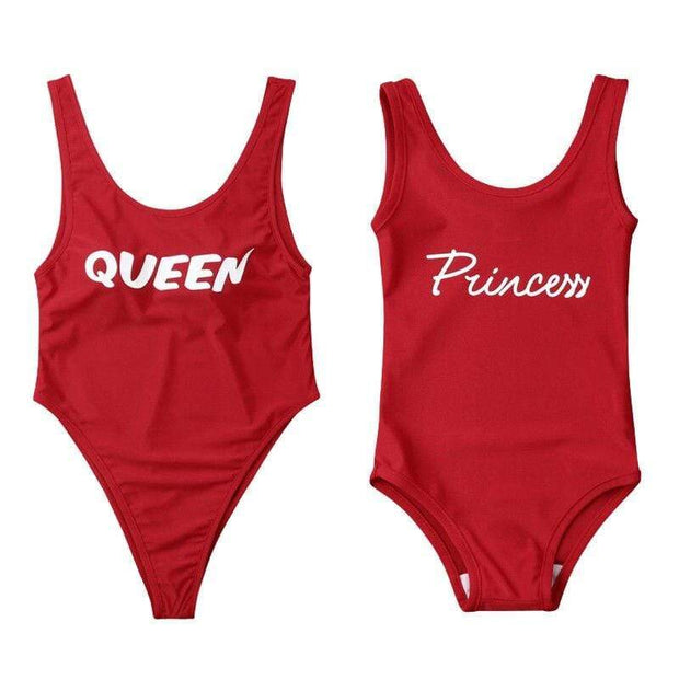 Duo de Maillot Princess | Queen - Mon Little Baby