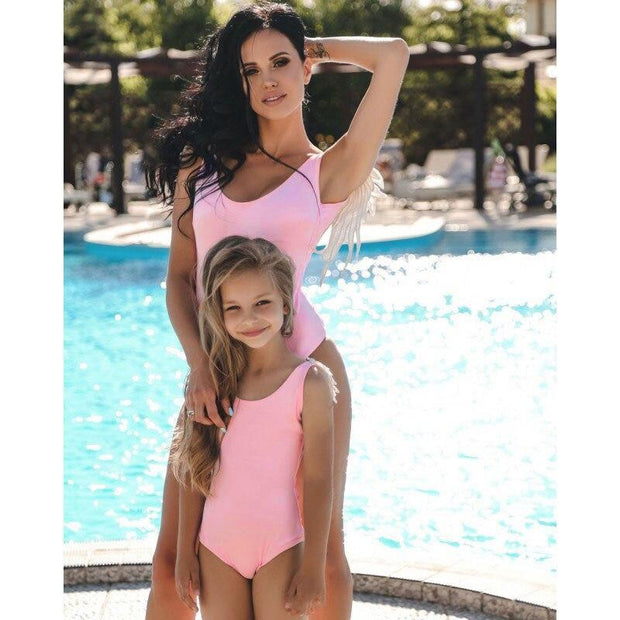 Duo de Maillots de Bain Angel - Mon Little Baby