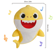 Peluche Baby Shark - Mon Little Baby