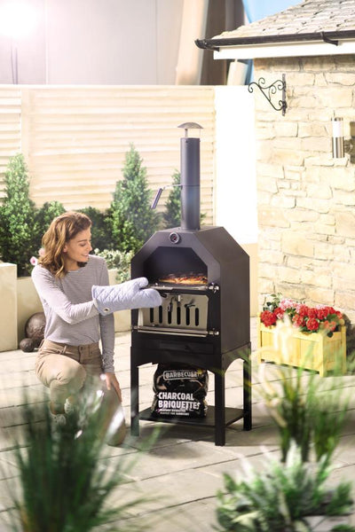 Aldi's Got A New Version Of Its Bargain Outdoor Pizza Oven