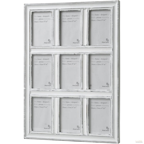 Antique White Multi Frame - LUXE Home Interior