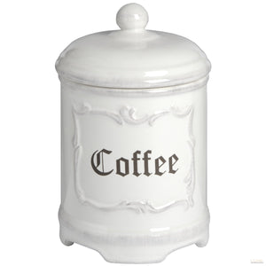 Coffee Cannister - LUXE Home Interiors