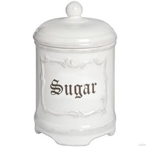 Sugar Cannister - LUXE Home Interiors