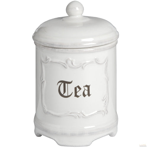 Tea Cannister - LUXE Home Interiors