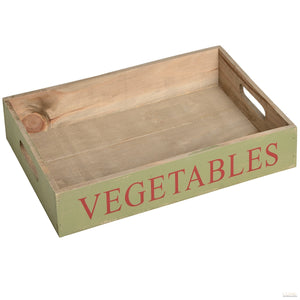 Vegetables Tray - Green