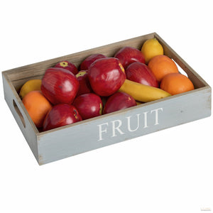Fruit Trays - Light Blue - LUXE Home Interiors