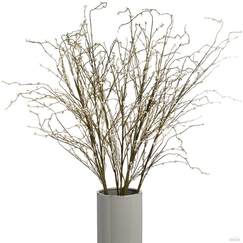 White Willow Spray Stem - LUXE Home Interiors