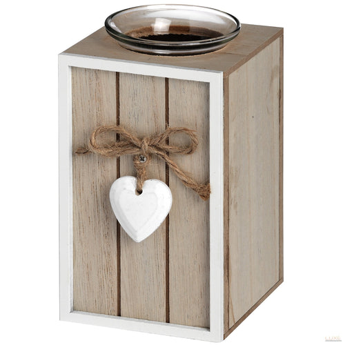 Hearts Collection Tea Light Holder - LUXE Home Interiors
