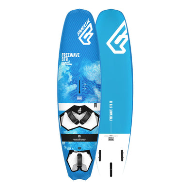2018 Fanatic Freewave STB TE